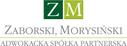 Kancelaria Adwokacka Zaborski-Morysiński